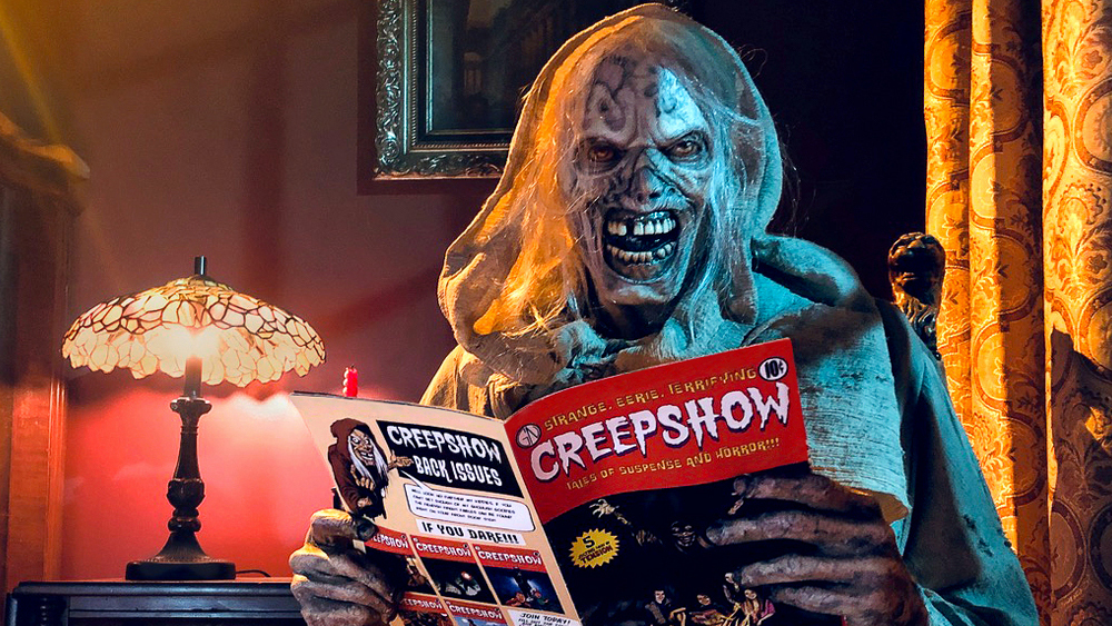 Creepshow Shudder Ultra HD Streaming