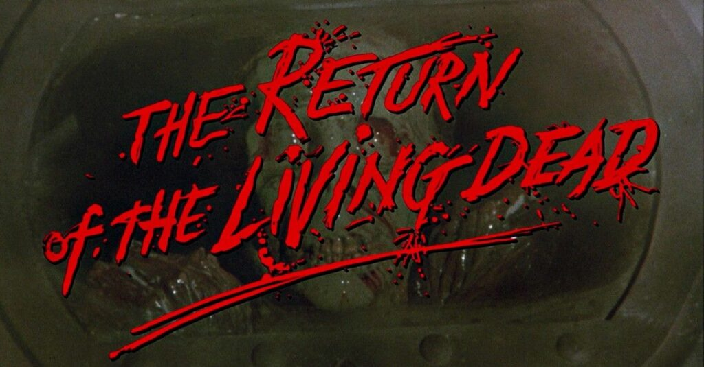 Return of the Living Dead Ultra HD Free Stream