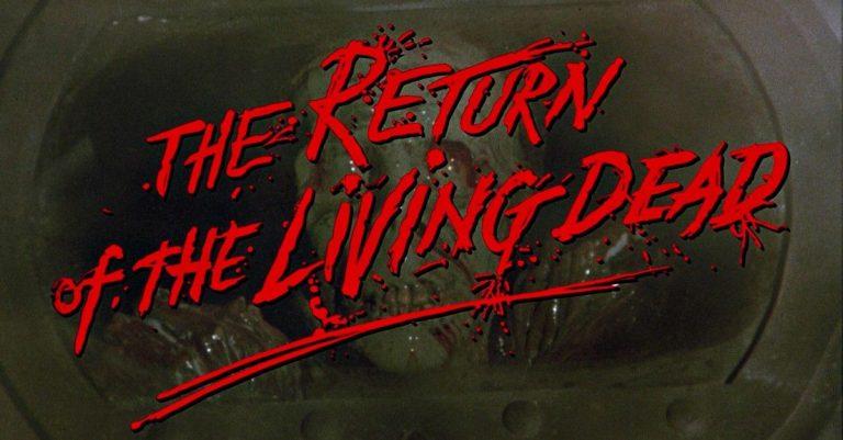 Return of the Living Dead Ultra HD Free Stream