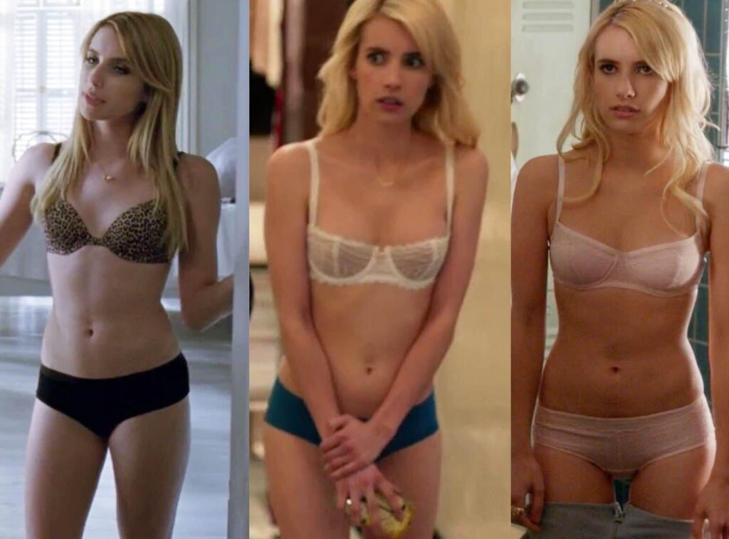 Collection of Emma Roberts Sexy Pictures
