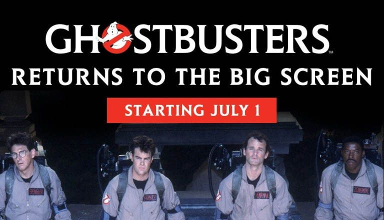 Ghost Busters returns to the big screen 2020