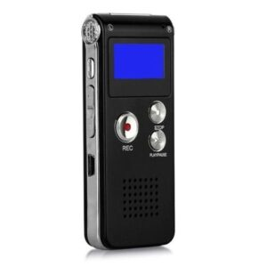 Standard voice recorder can be used to record powerful EVP sessions with ghosts and spirits