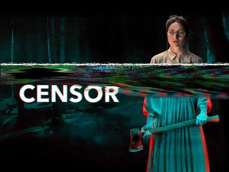 Censor 2021 Horror Movie Review