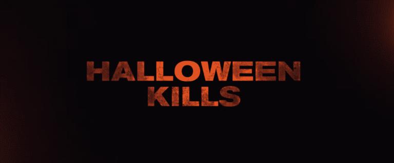 Halloween Kills Release Date October 15th
