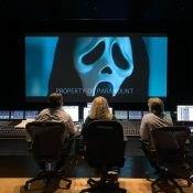 Scream 2022 Post Production