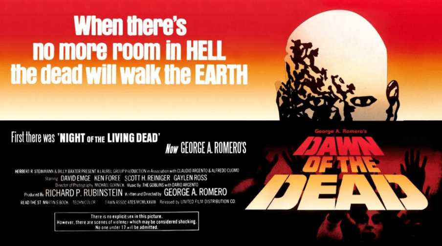 Dawn of the Dead 1978 Horror Movie Facts