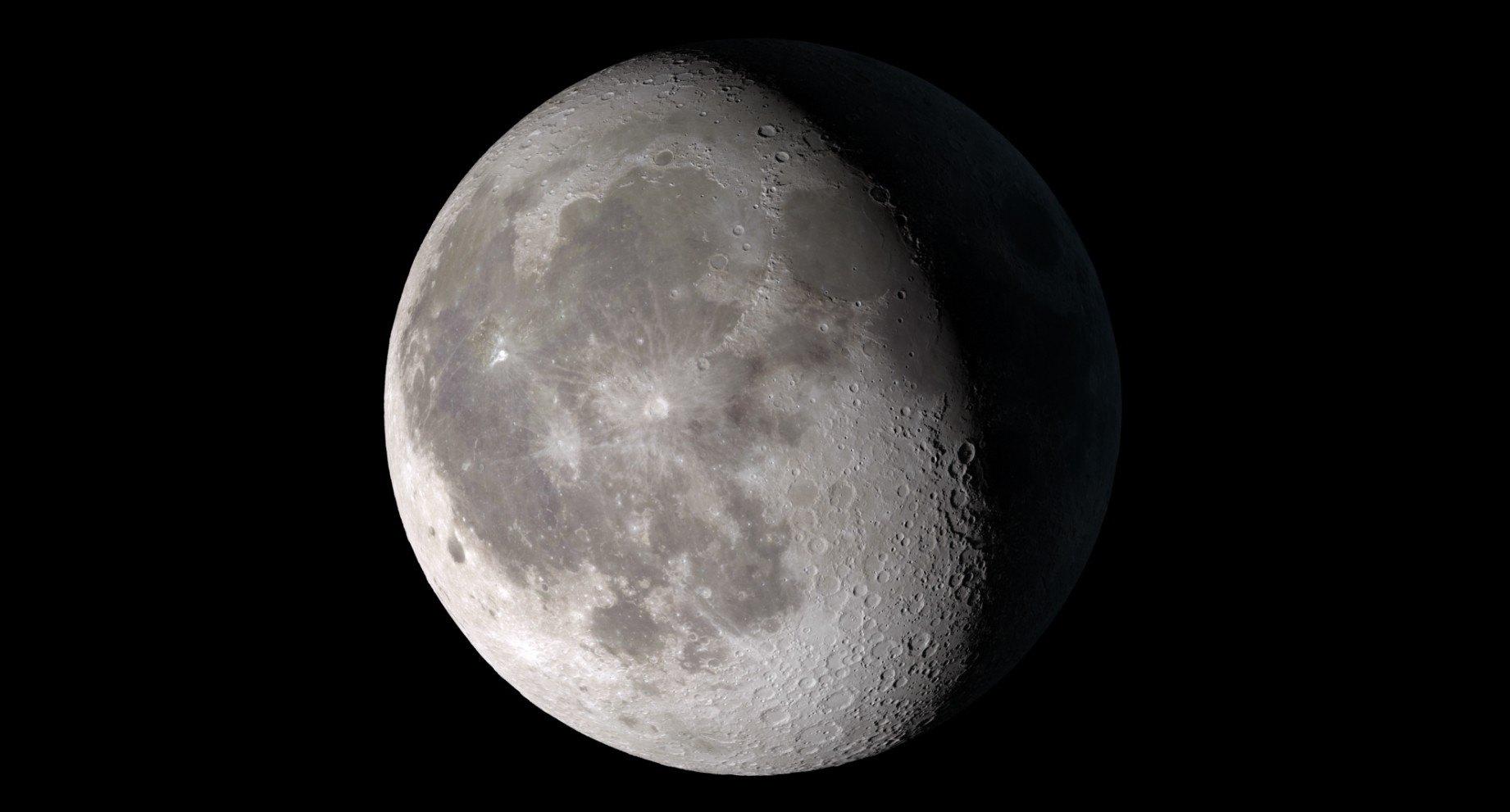 Moon Wobble