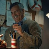 Bruce Campbell Stars in 'Black Friday'