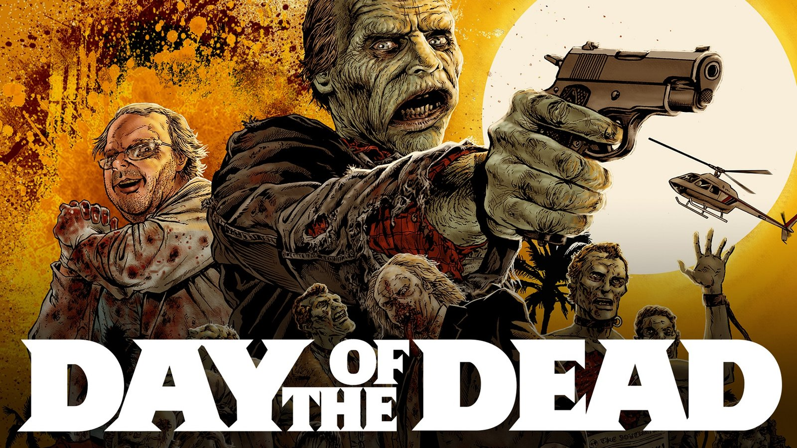 Watch Day of the Dead 1985 Free