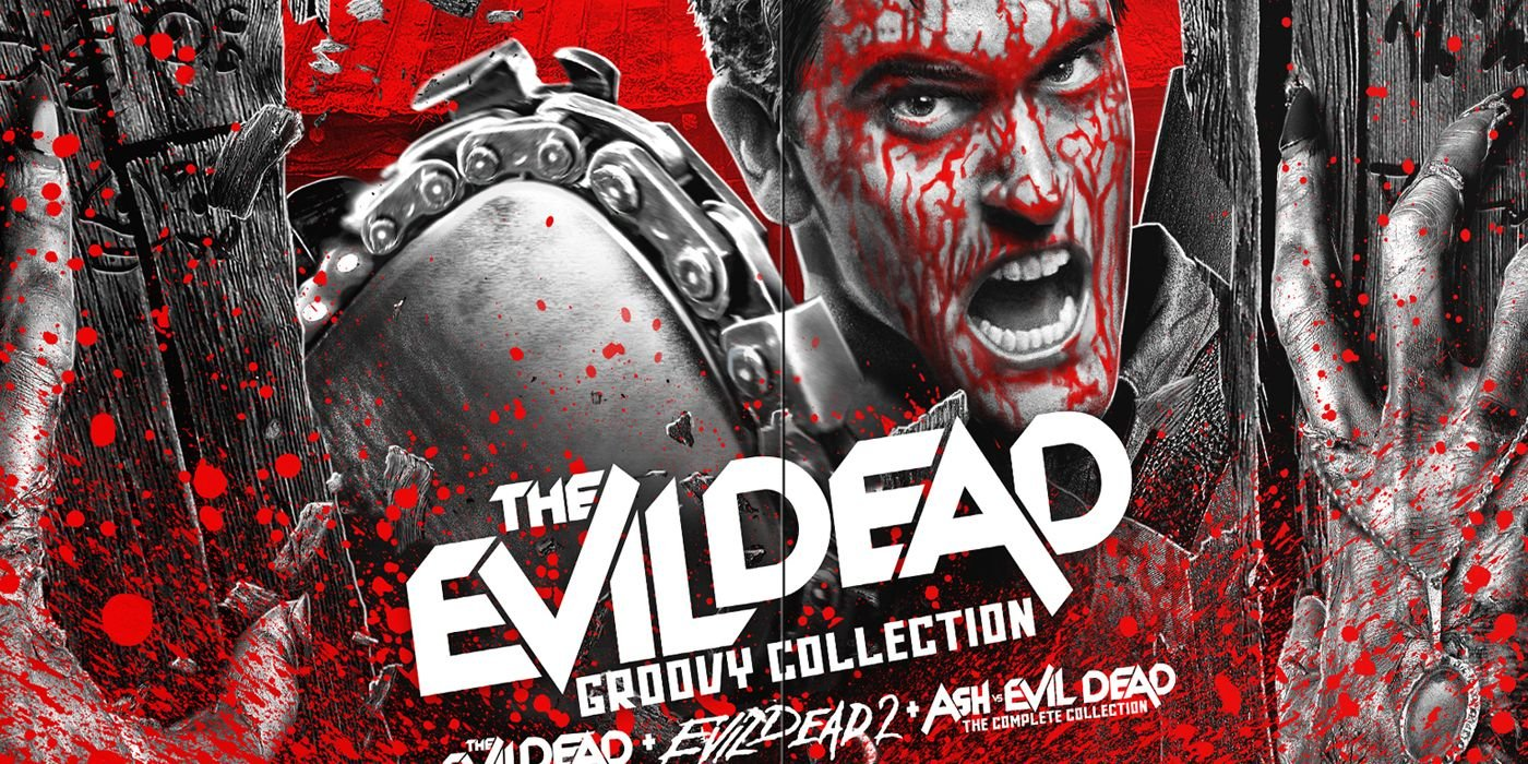Evil Dead Groovy Collection