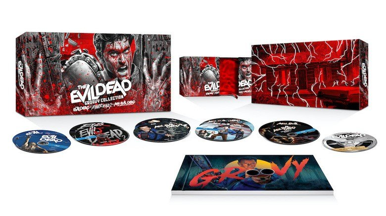 Evil Dead 4K Collection