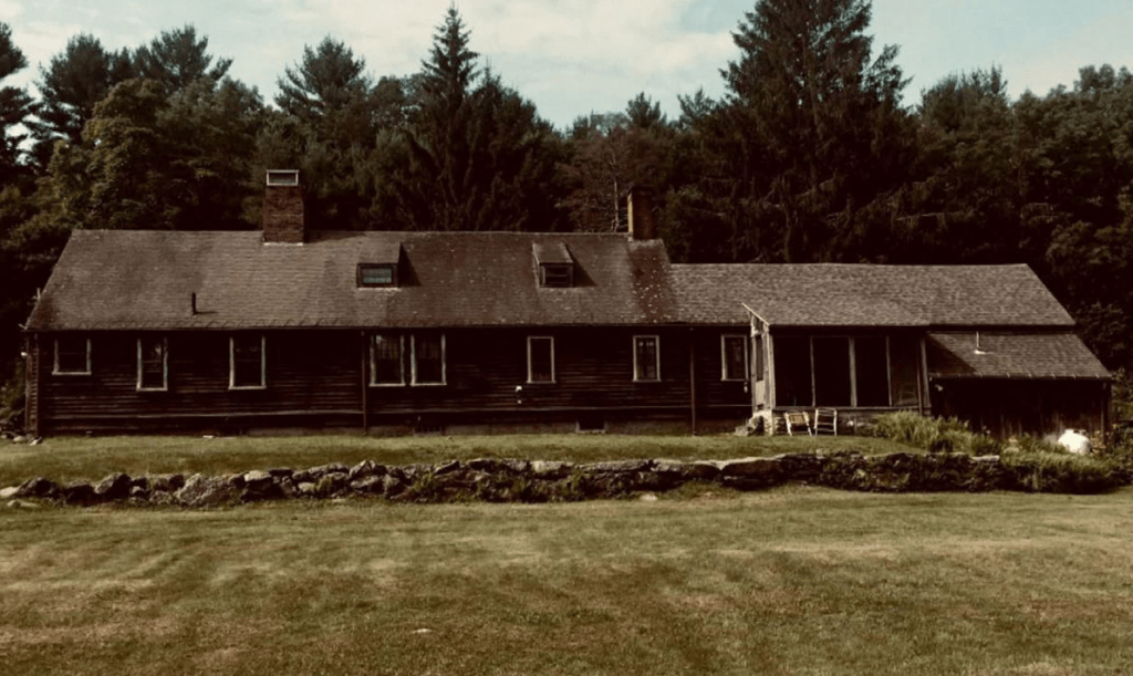Perron home The Conjuring