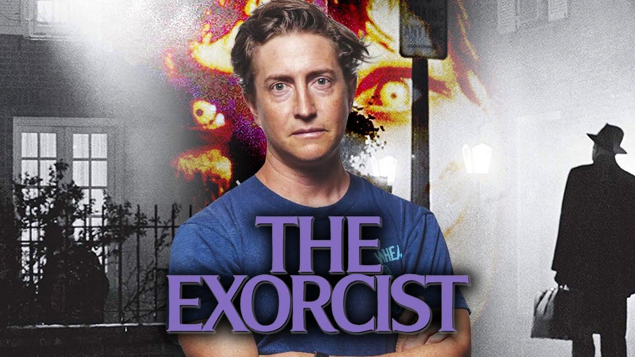 David Gordon Green talks about the 'Exorcist' Trilogy