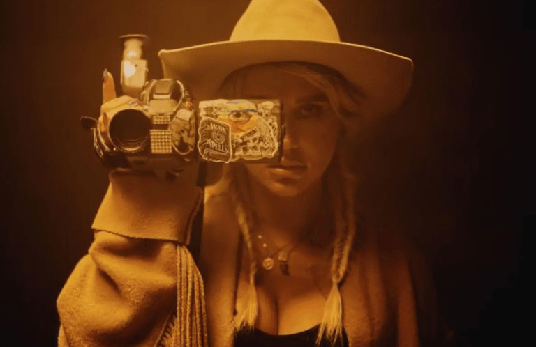 Conjuring Kesha