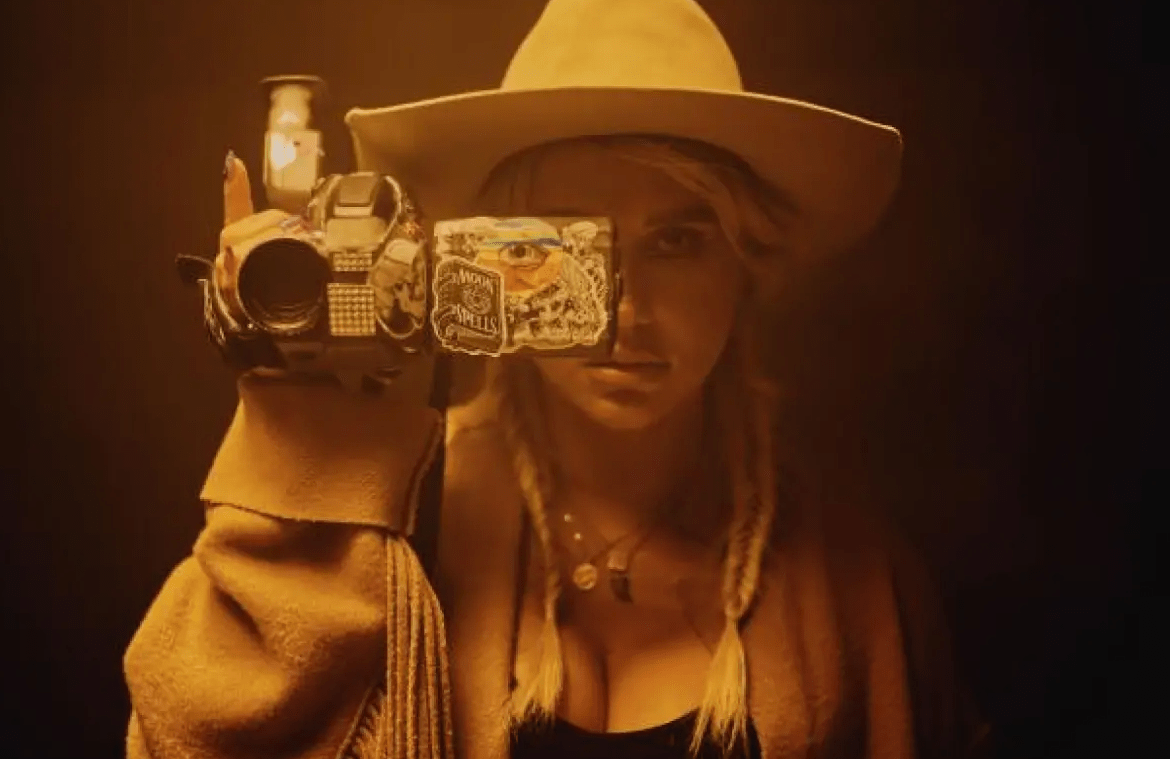 In 2022, Kesha will host a paranormal series called 'Conjuring Kesha'!