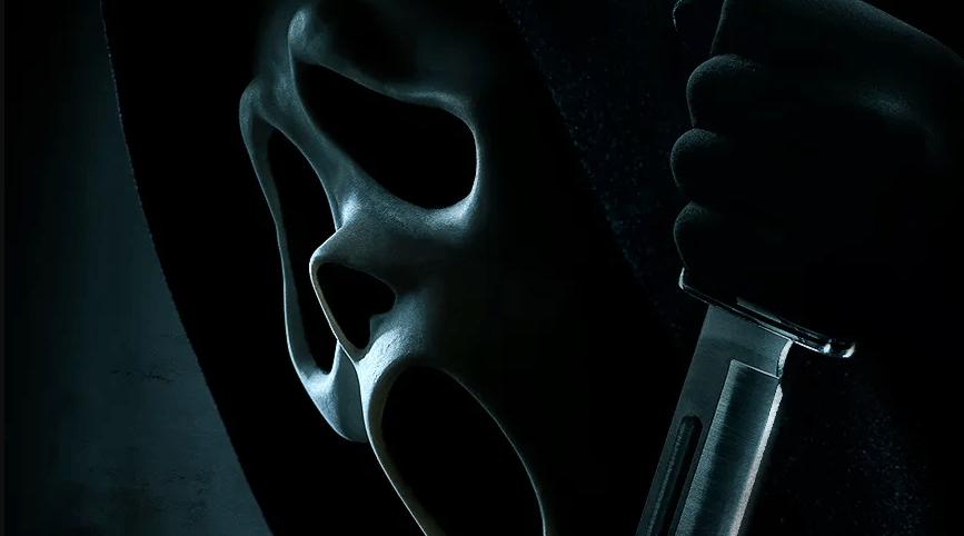 Scream 2022 Movie Poster
